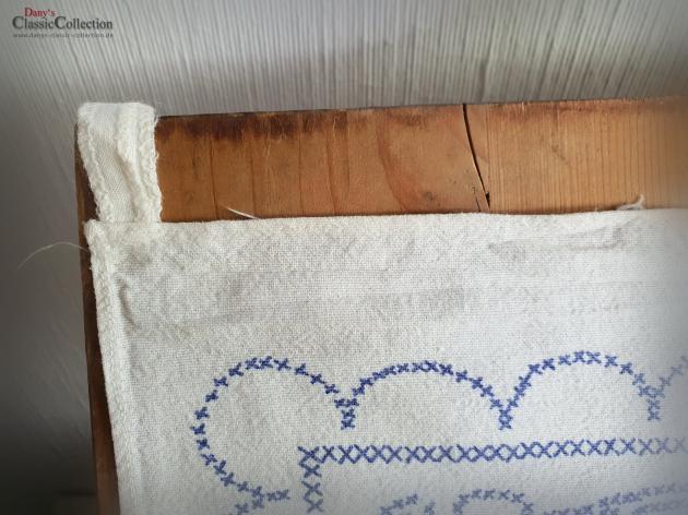 Küchenhandtuch ~ Spruchhandtuch ~ Aufdruck ~ Bauernhandtuch ~ Stickvorlage ~ Antique german kitchen towel ~ ht2193h1