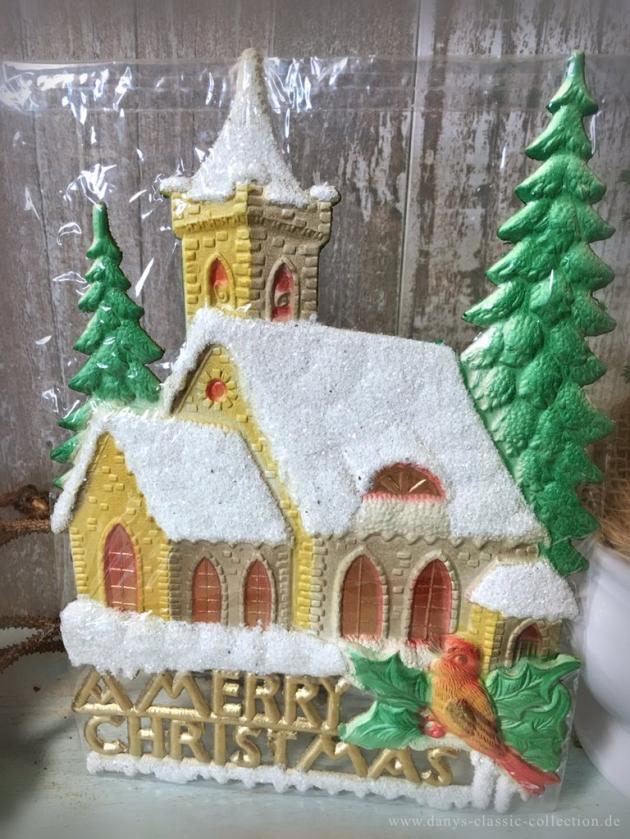 A Merry Christmas Kirche