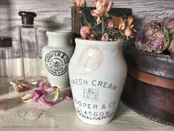 Cooper & Co Fresh Cream antiker Vorratstopf